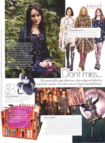Vogue (UK) october 2008