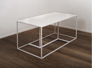 L DOUBLE TABLE